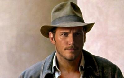 Indiana Jones se dočká pátého pokračování. Oživí ho nadějný Chris Pratt?