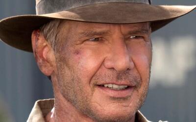 Indiana Jonesa nebude v budúcnosti hrať nikto iný, než Harrison Ford