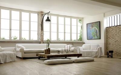 Industriálne ladený apartmán z Paríža, ktorý v minulosti slúžil ako obchod, vás dostane svojou úžasnou atmosférou!