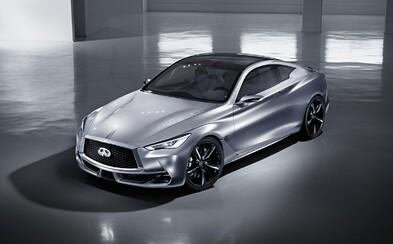 Infiniti Q60 Concept: Téměř produkční podoba luxusní designové lahůdky!