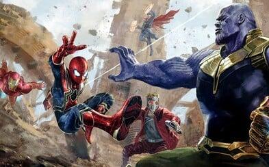 Infinity War pravděpodobně ukáže hned dvě gigantické akční scény, které hravě překonají letiště ze Civil War. A ukáže se i Peter Dinklage!