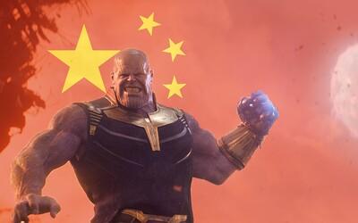 Infinity War si podmaňuje Čínu, odnáša si z nej fantastických 200 miliónov a stáva sa najziskovejším superhrdinským filmom (Box Office)