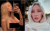 Influencerka ponúka svoje nahé fotky každému, kto prispeje v boji proti požiarom v Austrálii aspoň 10 dolárov