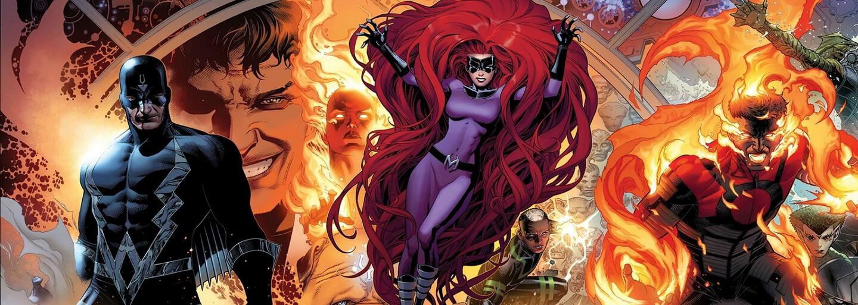 Inhumans od Marvelu sa už začínajú natáčať. Čaká nás veľkolepý zážitok obrovskej produkcie, no s akými postavami a príbehom?