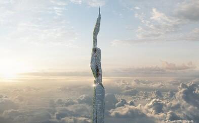 Inovatívna spoločnosť predstavila plány na päť kilometrov vysoký mrakodrap čistiaci smog. Budúcnosť už začala