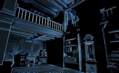 Inovativní hororovka Perception přichází s gameplayem plným napětí a děsivých nadpřirozených sil