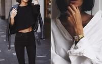 Inspirace z pánského šatníku. Jak vypadat v přítelově oblečení žensky a půvabně?