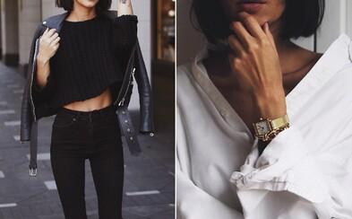 Inšpirácia z pánskeho šatníka. Ako vyzerať v priateľovom oblečení žensky a pôvabne?