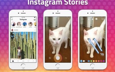 Instagram má novú funkcionalitu Stories, ktorú poznáme zo Snapchatu