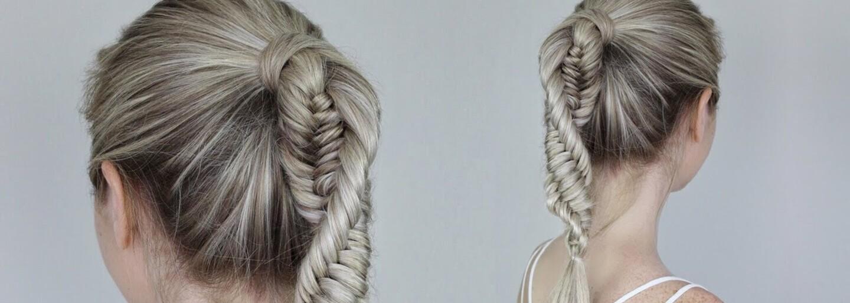 Instagram má nový trend zapletania vlasov do DNA špirály. Farebné vrkoče stihli ovládnuť mnohé známe festivaly