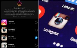 Instagram oslavuje 10 rokov. Pri tejto príležitosti ti umožní použiť nové, ale aj staré ikony aplikácie