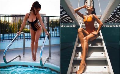 Instagram ovládol nový trend pózovania na fotkách. Barbie Feet zvýrazňuje nohy za pomoci neviditeľných podpätkov