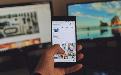 Instagram pracuje na spustení chatu v prehliadači počítača