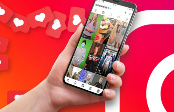 Instagram Reels pre našich klientov prekračujú 200 000 pozretí