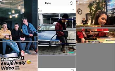 Instagram sa zbláznil. Príspevky a príbehy môžeš vidieť poškodené