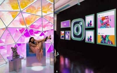 Instagram si v New Yorku otevřel novou kancelář. Má nejfotogeničtější prostory světa i zmrzlinu zdarma