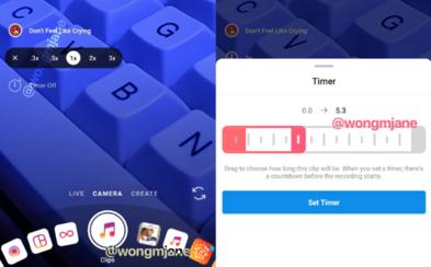 Instagram útočí na TikTok. Pracuje na novej funkcii, ktorú si obľúbia všetci milovníci krátkych videí