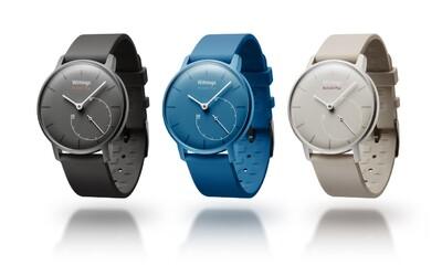 Inteligentné hodinky s príťažlivým vzhľadom, Withings Activité Pop, ti pomôžu dosiahnuť tvoj cieľ