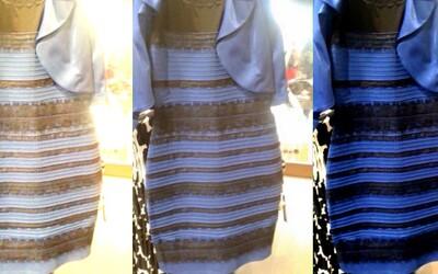 Internet je na kolenách, ľudia sa nevedia zhodnúť na farbe týchto šiat!