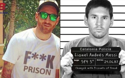 Internet sa baví na účet odsúdeného Messiho. Kde prebehne budúcoročné preberanie Zlatej lopty?