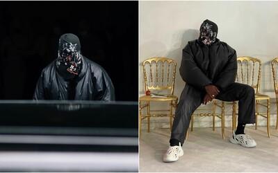 Internet sa zabáva na outfite Kanyeho Westa počas fashion weeku. Skombinoval Nike a Adidas, čo je pre mnohých faux pas