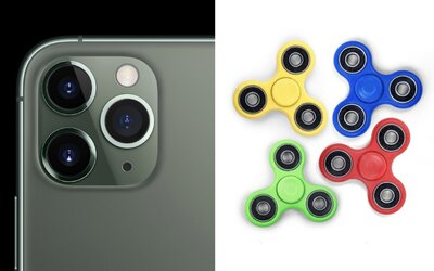 Internet už zaplavily vtipy kolem nových iPhonů, schytaly to hlavně zadní fotoaparáty