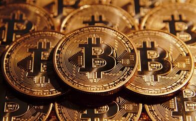 Internetová měna Bitcoin překonala hodnotu zlata! Za poslední dva roky její cena stoupla šestinásobně
