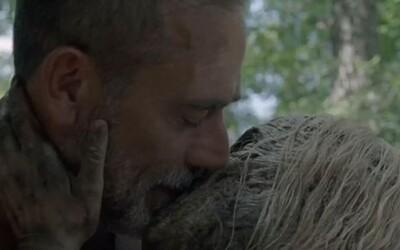 Intimní scéna ve Walking Dead znechucuje fanoušky: Jedna postava si před sexem na sobě nechala nechutnou masku