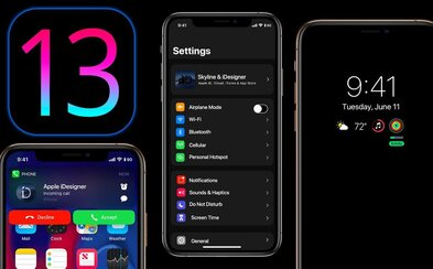 iOS 13 je venku. Jak si ho stáhneš a co všechno nabízí?