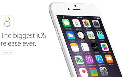 iOS 8 je už oficiálne dostupný! Čo nové priniesol?