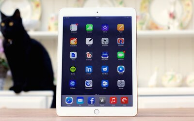 iPad Air 2, kráľ všetkých tabletov + porovnanie s iPadom mini 3