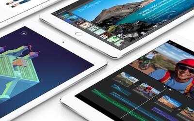 iPad Pro se možná zpozdí. Apple má prý problém v dodavatelském řetězci
