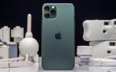 iPhone 11 Pro Max má nejlepší displej, jaký kdy vyrobili. Potvrdil to nezávislý test