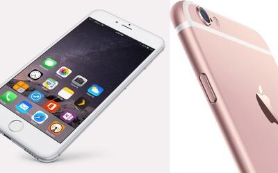 iPhone 6S a 6S Plus mieria do výroby. Nájdeme v nich lepší fotoaparát, tvrdší hliník a displej s detekciou tlaku?