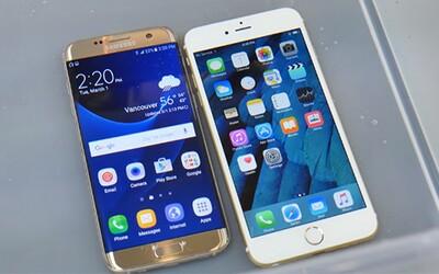 iPhone 6s rozdrvil vo výkone Samsung Galaxy S7. Novinke nepomohol ani špičkový hardvér