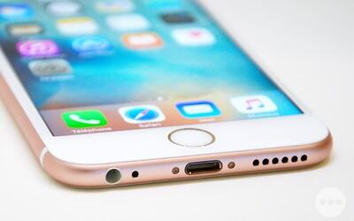 iPhone 7 bude prý tak tenký, že nebude obsahovat běžný port pro sluchátka