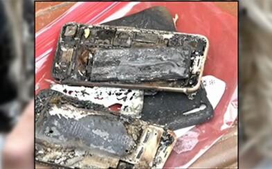 iPhone 7 opäť horel a s ním aj automobil. Znamená v poradí už druhý incident príchod veľkých problémov?