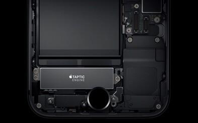 iPhone 7 Plus odhalil 2900 mAh batériu a 3 GB RAM. Nové domovské tlačidlo nereaguje na dotyk rukavice