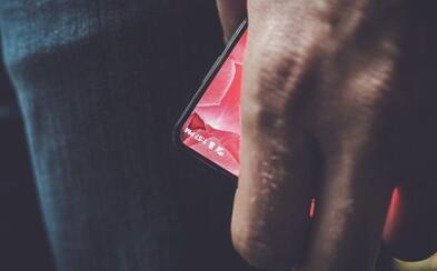 iPhone 8 dostane nebezpečného konkurenta. Otec systému Android poodhalil smartfón bez rámikov