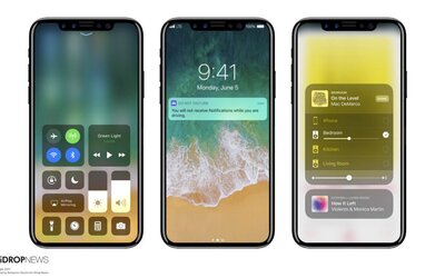 iPhone 8, iPhone 8 Plus a iPhone X. Názvy další generace iOS smartphonu unikly pár hodin před představením
