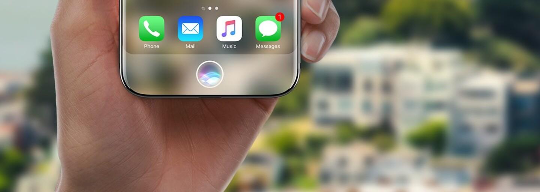 iPhone 8 vraj prinesie revolúciu v ovládaní. Miesto Home tlačidla by sme mali používať dotykové gestá