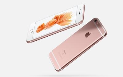 iPhone byl v roce 2016 nejpopulárnějším smartphonem na světě. Neporazil ho ani jeden konkurenční model