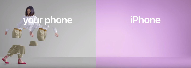 iPhone je bezpečný a má vyladený systém. Kalifornské jabĺčko spustilo ďalší zdrvujúci útok na Android