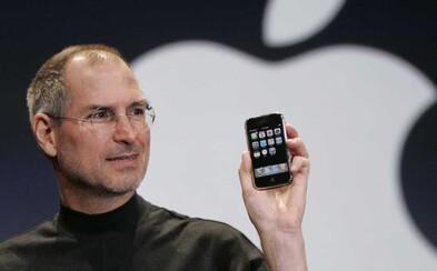iPhone oslávil deviate narodeniny. Pripomeň si jeho legendárne predstavenie z roku 2007