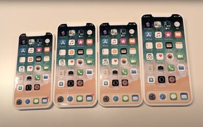 iPhony 12 sa možno nakoniec takmer vôbec nezmenia. Starý dizajn tu môže byť ešte ďalší rok