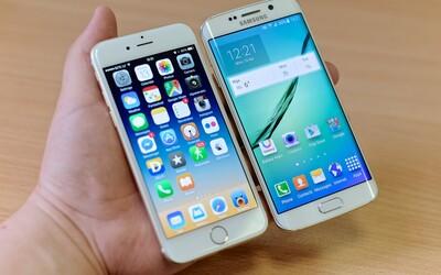 iPhony nejsou spolehlivější než telefony s Androidem. Nejhůře dopadají modely 6 a 6S