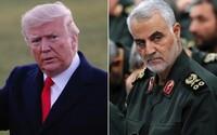Irán chce pomstu, Trump tvrdí, že chcel vojnu zastaviť. Zabitie generála podľa expertov útoky prinesie, otázne je, kedy a kde