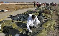 Irán pozval odborníkov zo Spojených štátov a spoločnosti Boeing, aby sa zapojili do vyšetrovania havárie lietadla