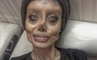 Iránčanka tvrdila, že podstúpila 50 plastických operácií, aby vyzerala ako Angelina Jolie. Teraz ju zatkli za rúhanie
