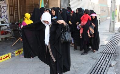 Íránec Mohammad pro REFRESHER: Každý den se bojíme, že bude válka